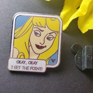$6 🍁 Disney Aurora pin